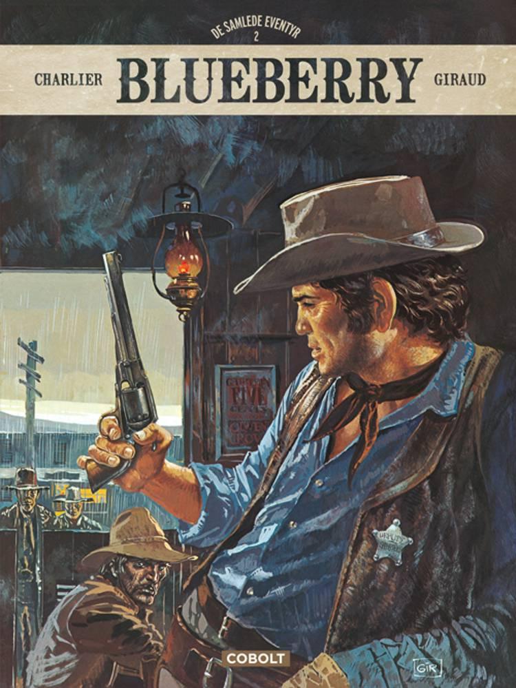 Blueberry - De samlede eventyr 2 af Jean-Michel Charlier