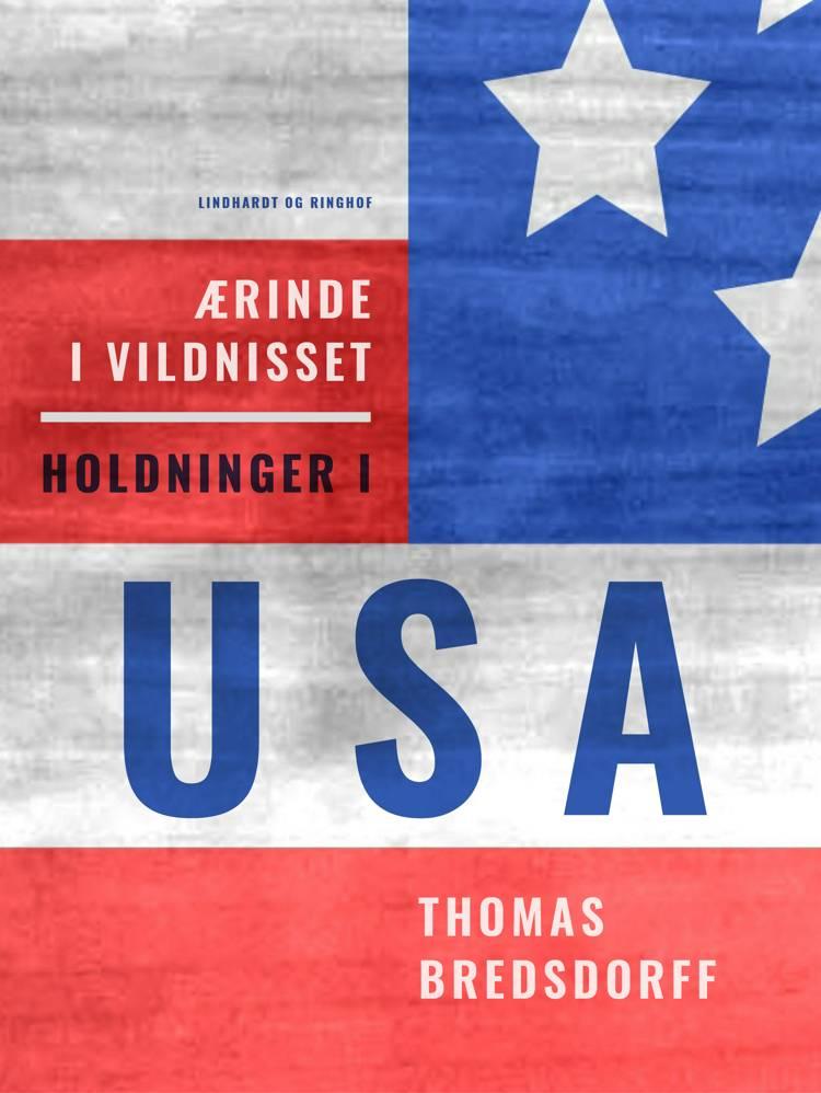 Ærinde i vildnisset. Holdninger i USA af Thomas Bredsdorff