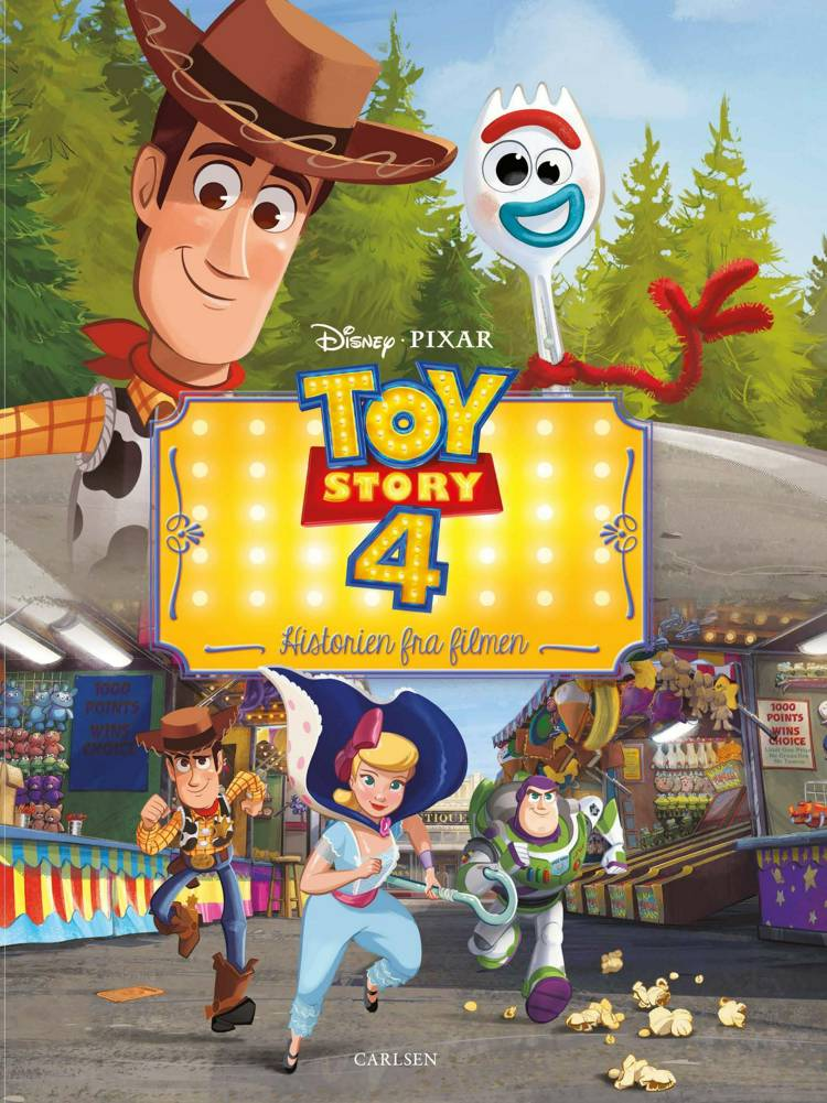 Toy Story 4 - filmbog af Disney Pixar