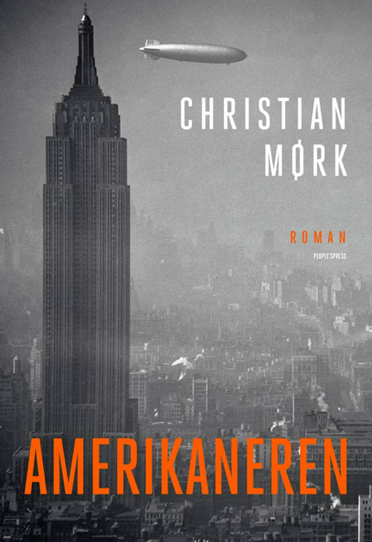 Amerikaneren af Christian Mørk