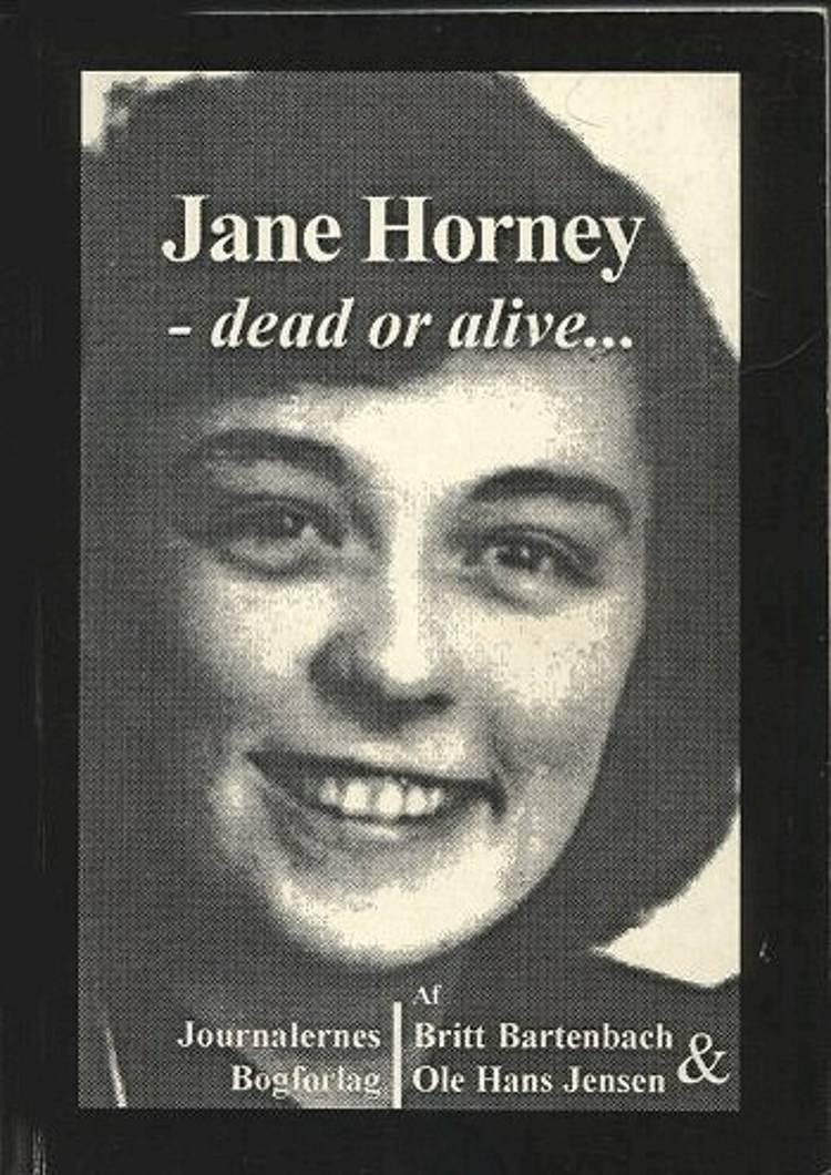 Jane Horney - dead or alive af Hans Ole Hansen og Britt Bartenbach
