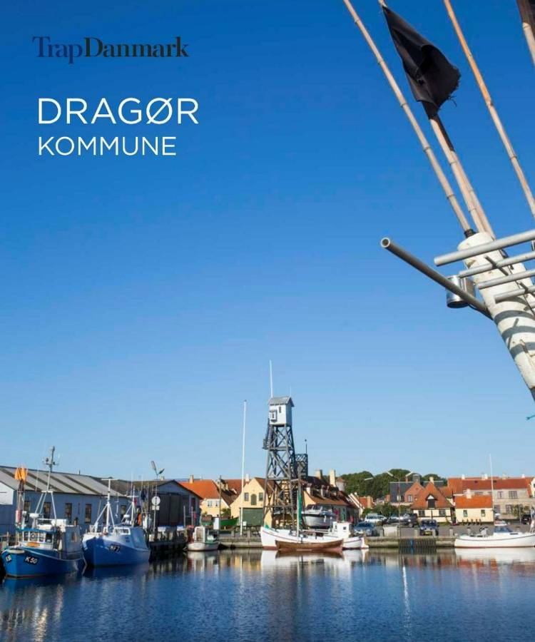 Trap Danmark: Dragør Kommune af Trap Danmark