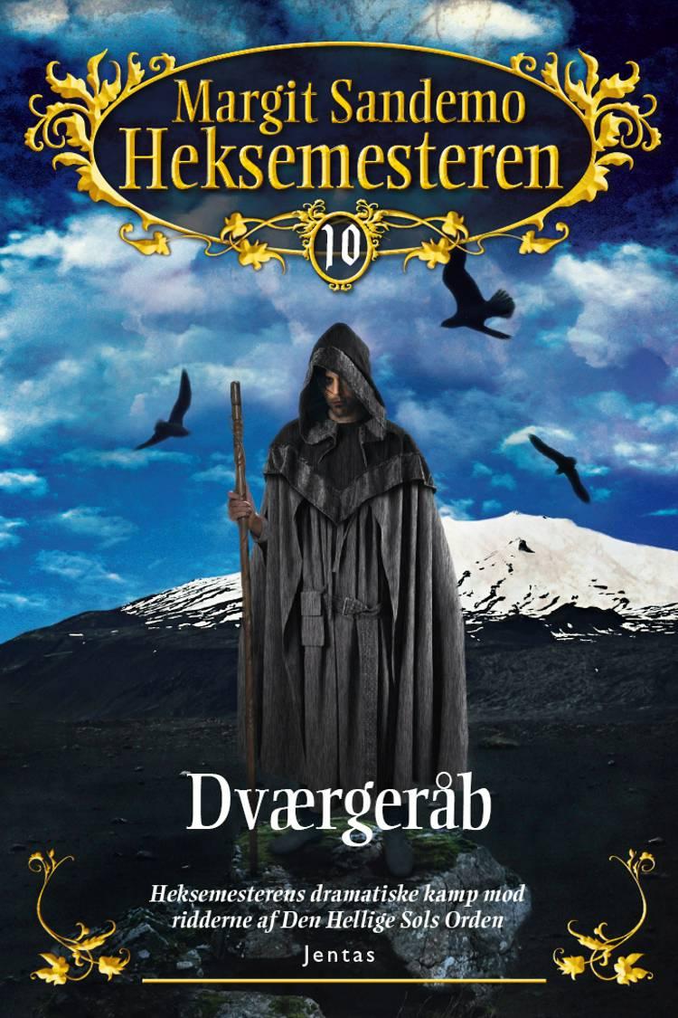 Heksemesteren 10 - Dværgeråb, CD af Margit Sandemo
