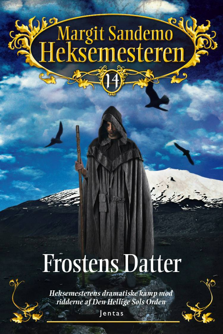 Heksemesteren 14 - Frostens datter, CD af Margit Sandemo
