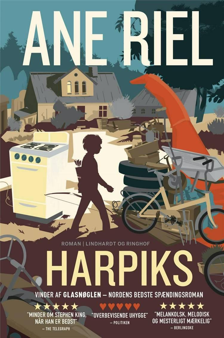 Harpiks af Ane Riel