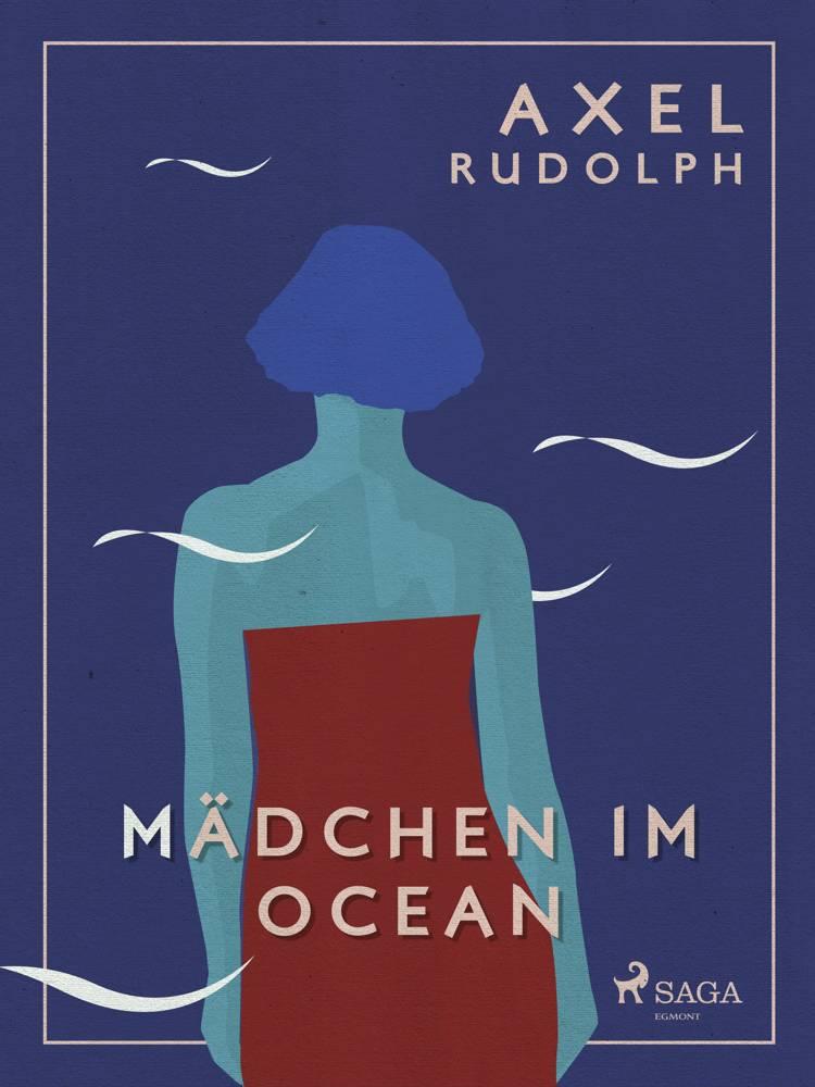 Mädchen im Ocean af Axel Rudolph