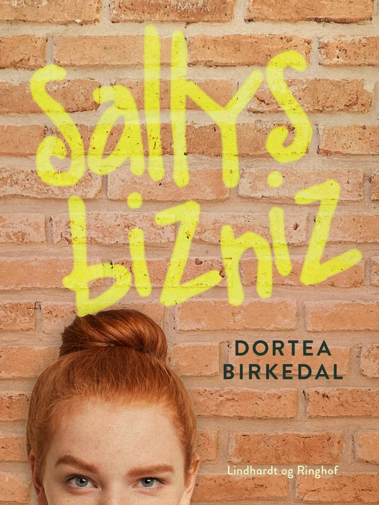 Sallys bizniz af Dortea Birkedal