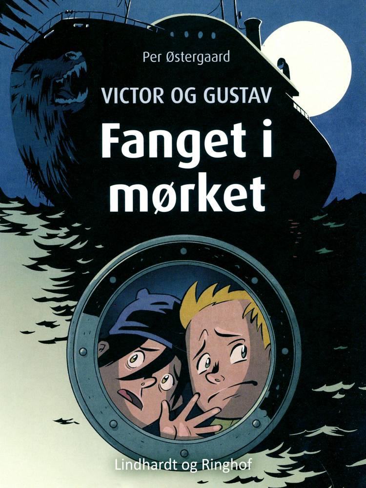 Fanget i mørket af Per Østergaard