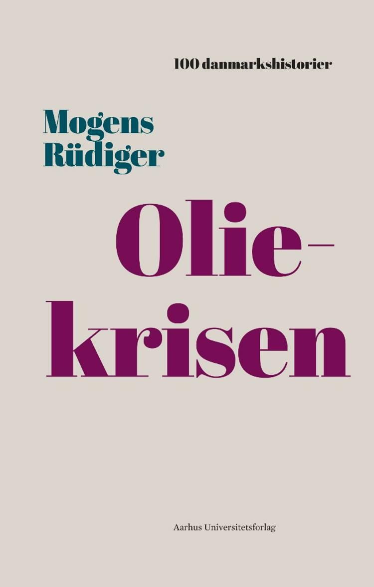 Oliekrisen af Mogens Rüdiger
