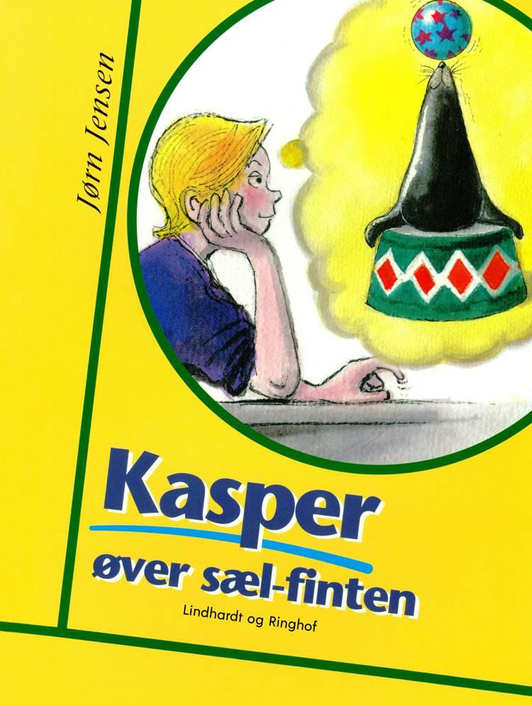 Kasper øver sælfinten af Jørn Jensen