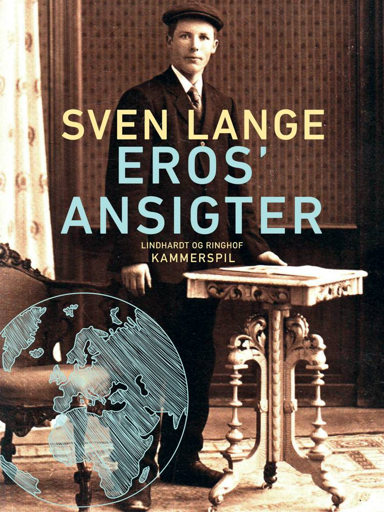 Eros' ansigter af Sven Lange