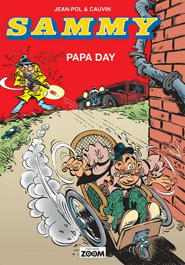 Sammy: Papa Day af Raoul Cauvin og Jean-Pol