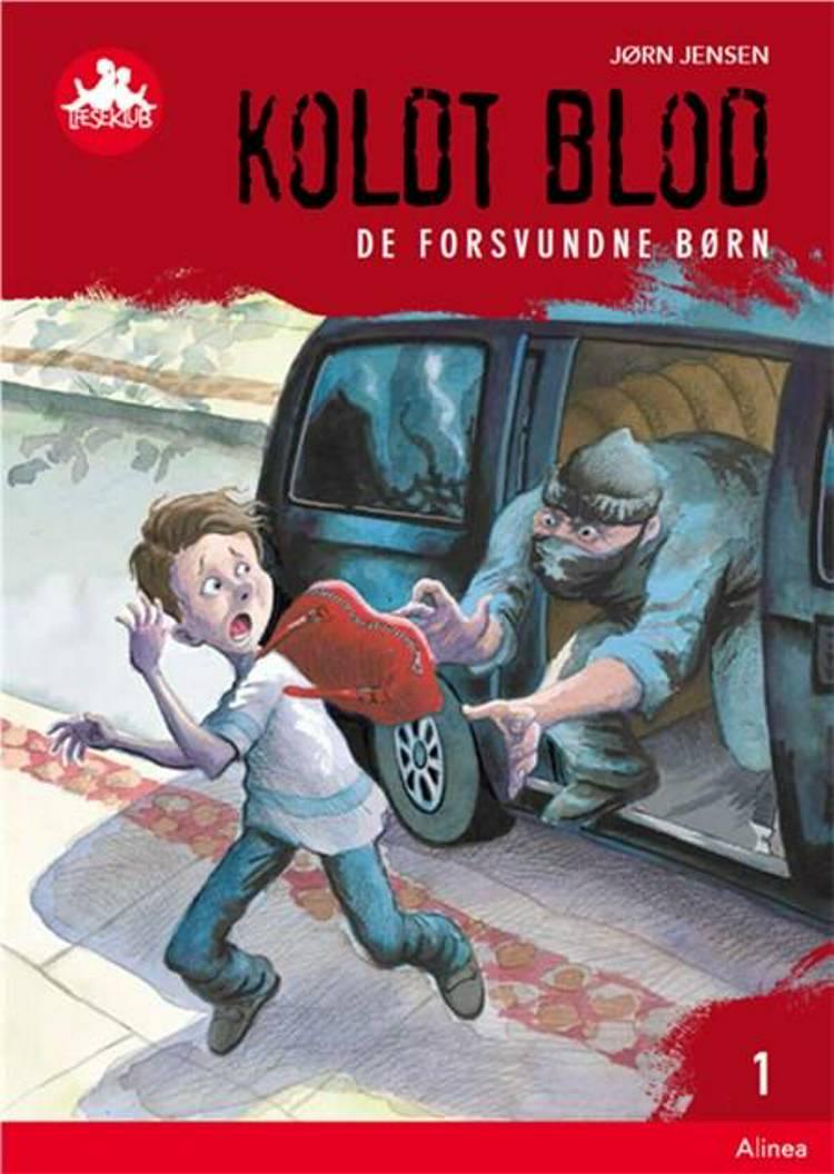Koldt blod 1, De forsvundne børn, Rød Læseklub af Jørn Jensen