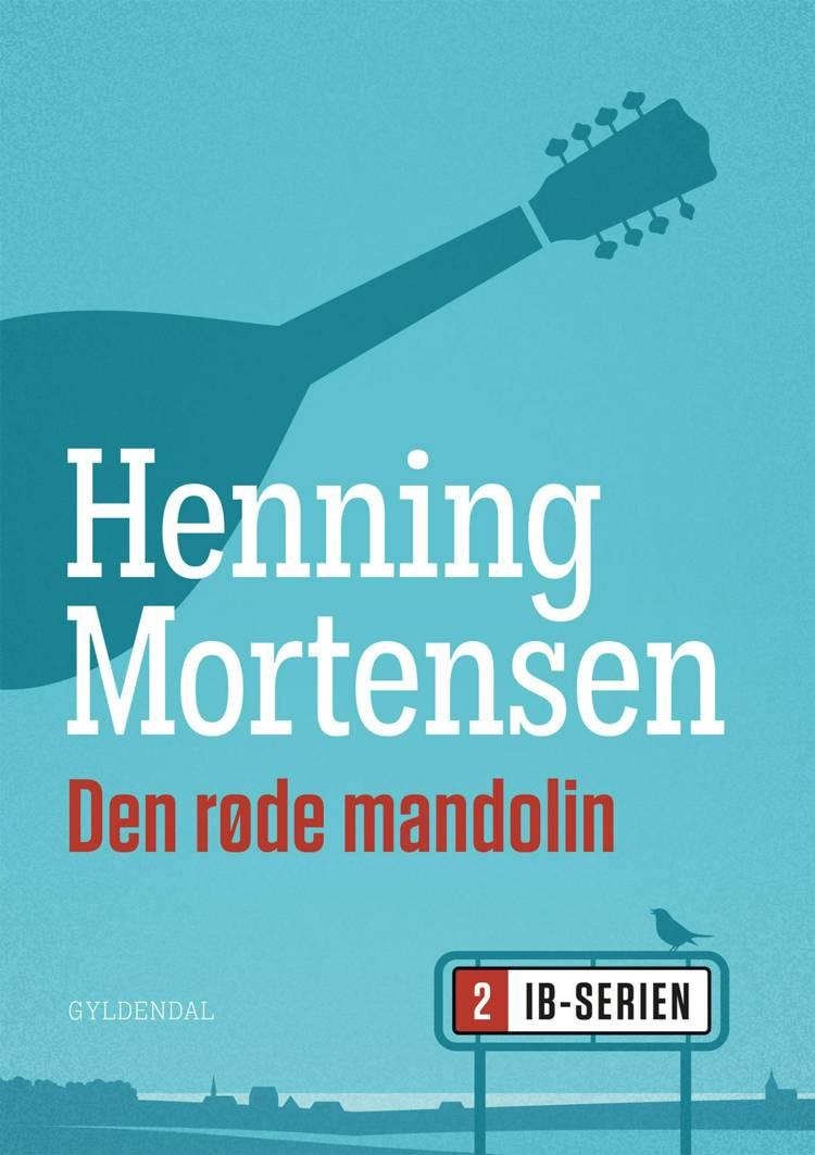 Den røde mandolin af Henning Mortensen
