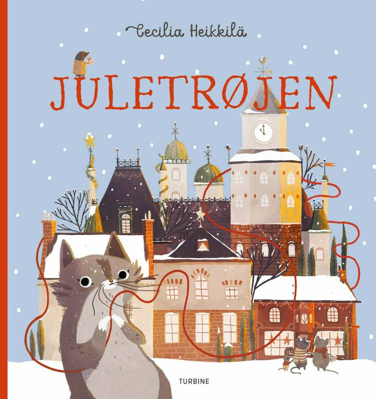 Juletrøjen af Cecilia Heikkilä