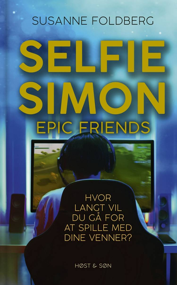 Selfie-Simon. Epic Friends af Susanne Foldberg