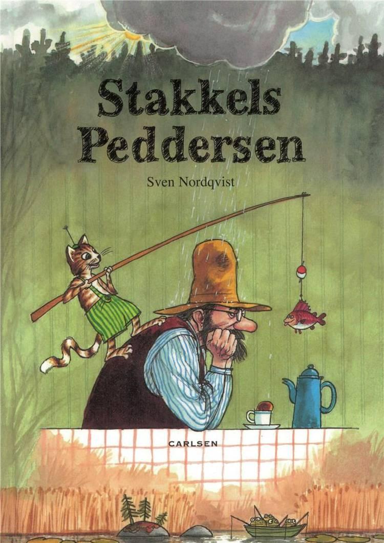 Stakkels Peddersen af Sven Nordqvist
