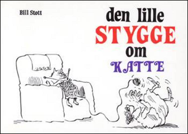 Den lille stygge om katte af Bill Stott