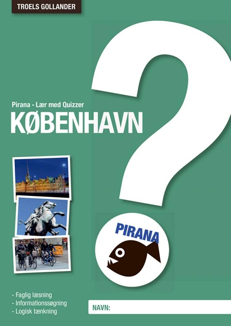 Pirana - Lær med Quizzer København af Troels Gollander