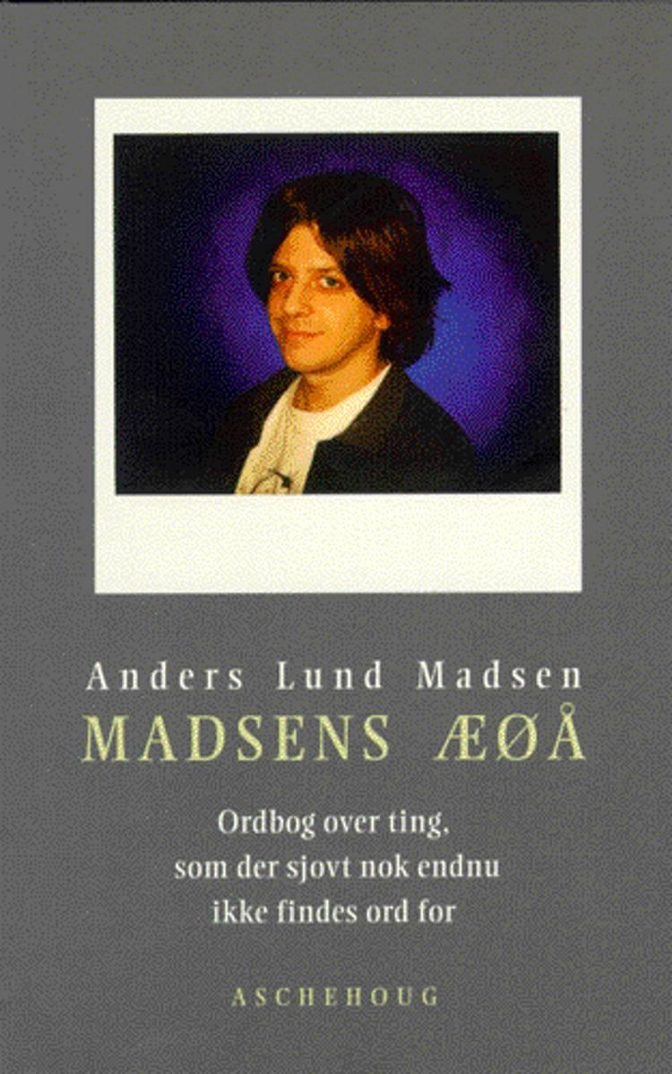 Madsens ÆØÅ af Anders Lund Madsen