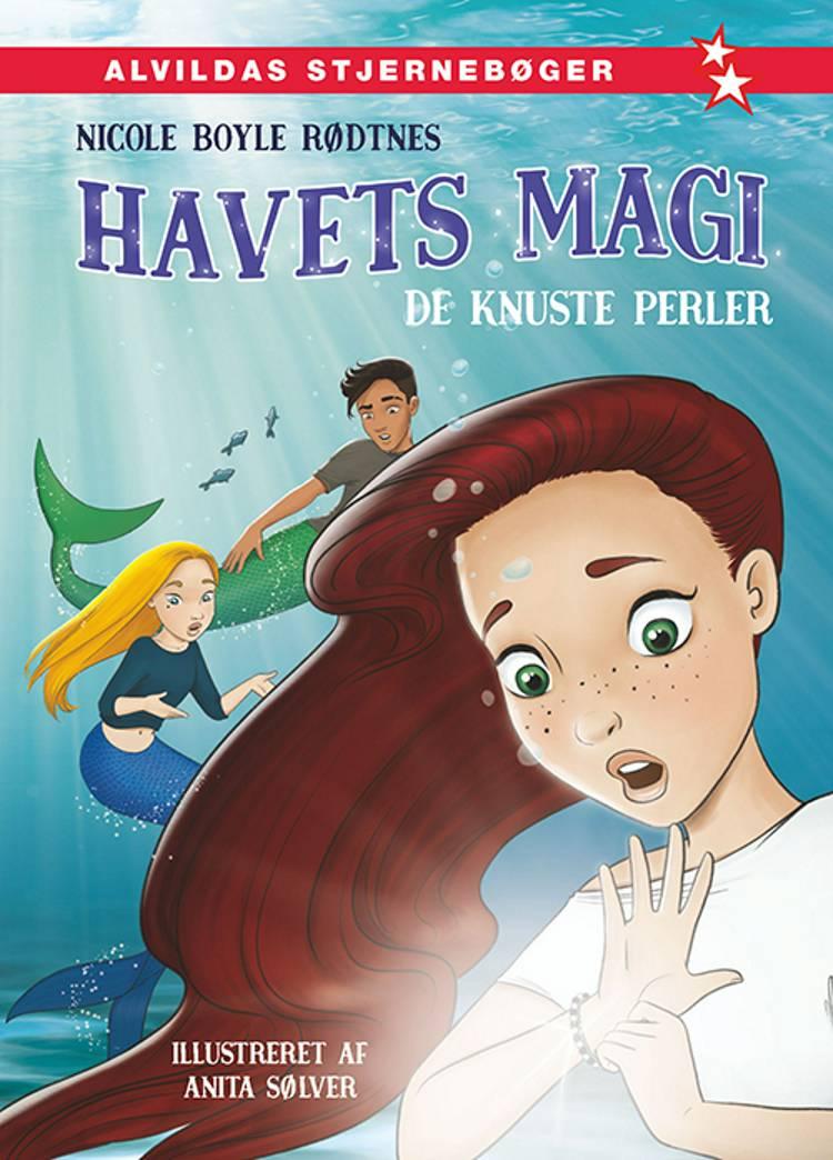 Havets magi 1: De knuste perler af Nicole Boyle Rødtnes