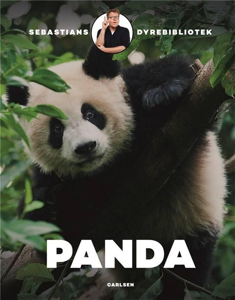 Sebastians dyrebibliotek: Panda af Sebastian Klein