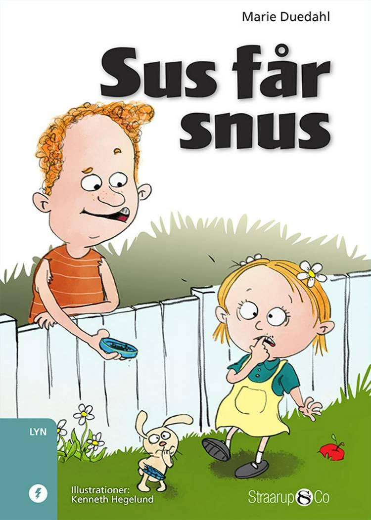 Sus får snus af Marie Duedahl