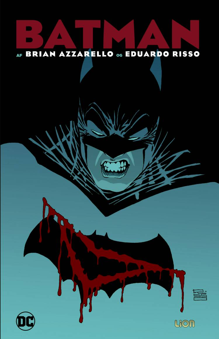 Batman: Europa af Brian Azzarello og Matteo Casali