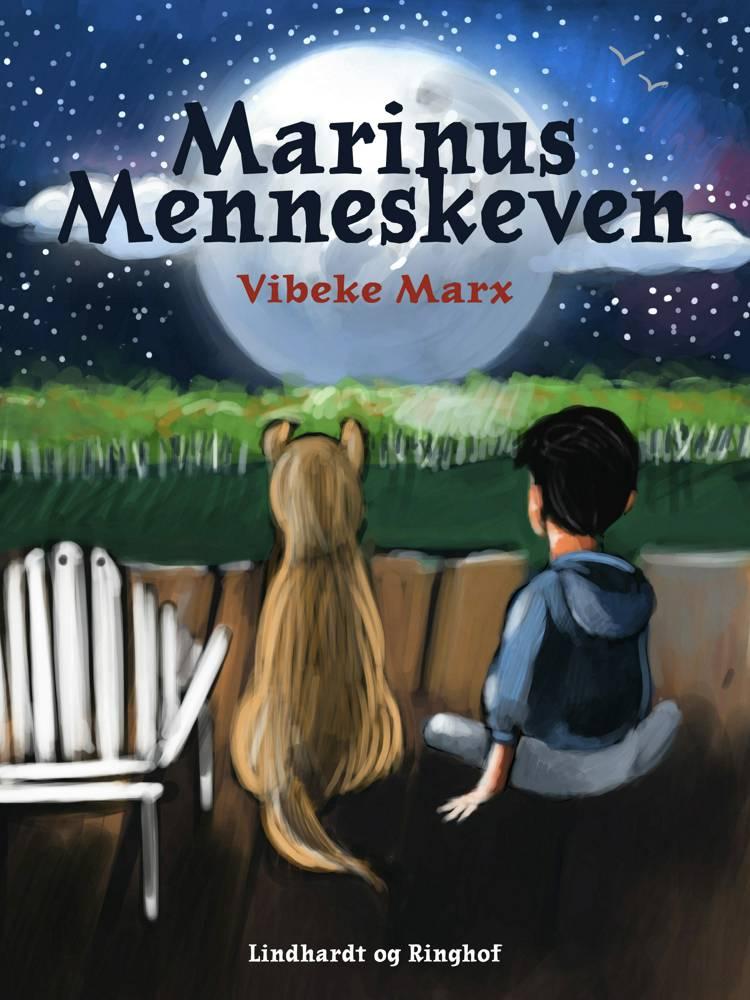 Marinus Menneskeven af Vibeke Marx
