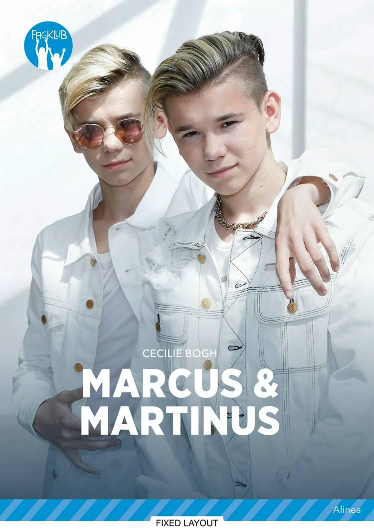 Marcus og Martinus af Cecilie Bogh