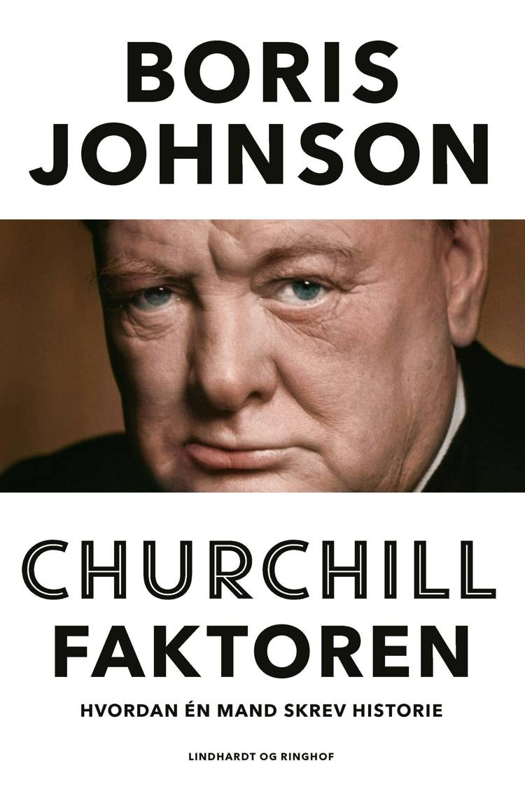 Churchill-faktoren af Boris Johnson