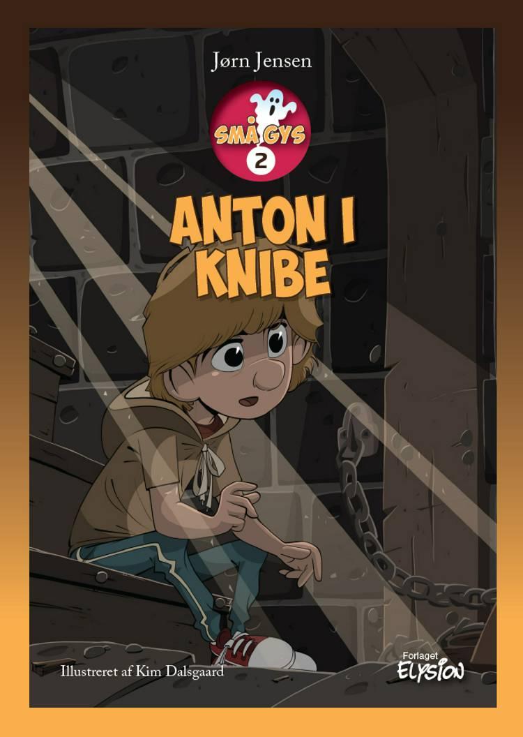 Anton i knibe af Jørn Jensen