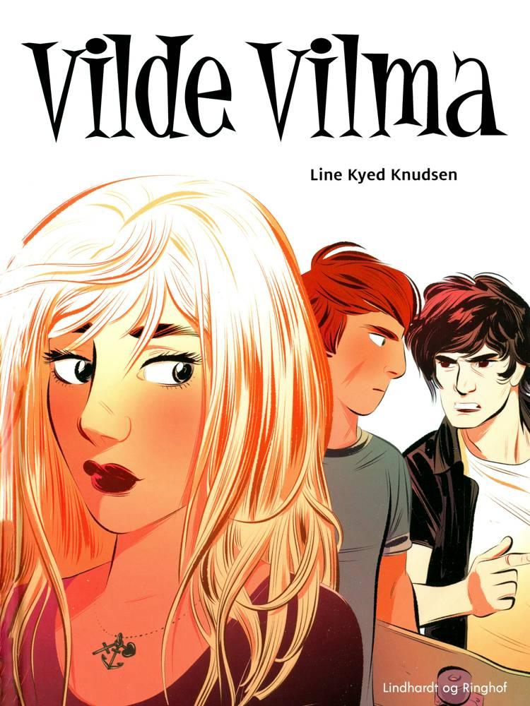 Vilde Vilma af Line Kyed Knudsen