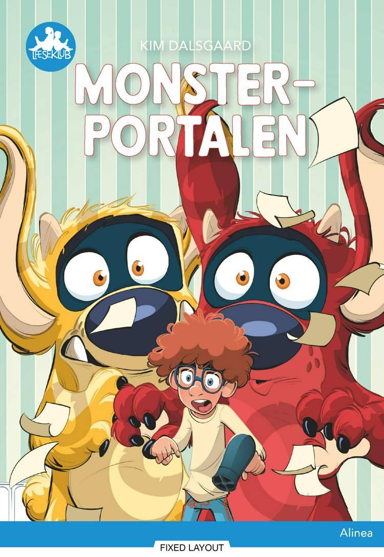 Monsterportalen af Kim Dalsgaard