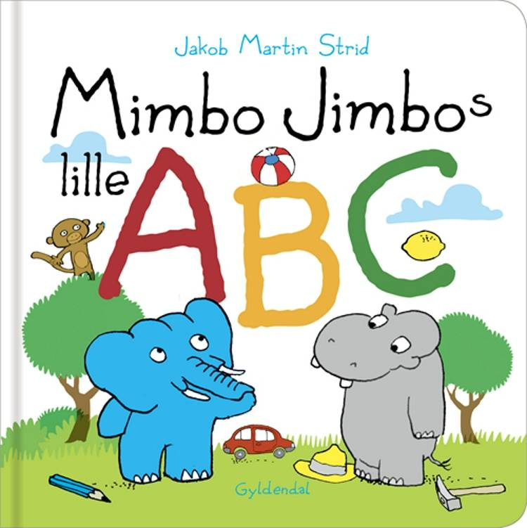 Mimbo Jimbos lille ABC af Jakob Martin Strid