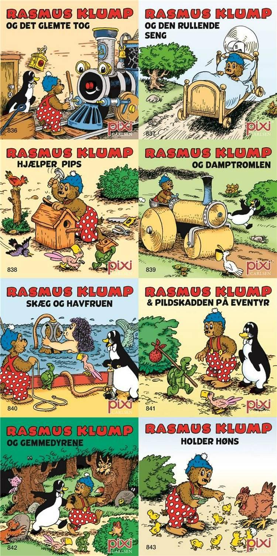 Pixi serie 114 - Rasmus Klump af Per Sanderhage