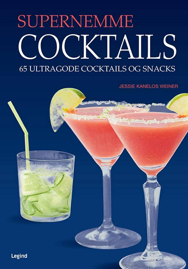 Supernemme cocktails af Jessie Kanelos Weiner