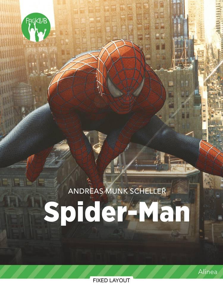 Spider-man af Andreas Munk Scheller