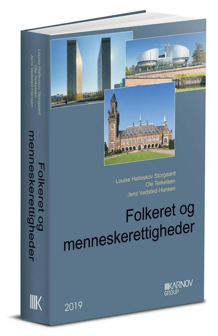 Folkeret og menneskerettigheder af Jens Vedsted-Hansen, Ole Terkelsen og Louise Halleskov Storgaard