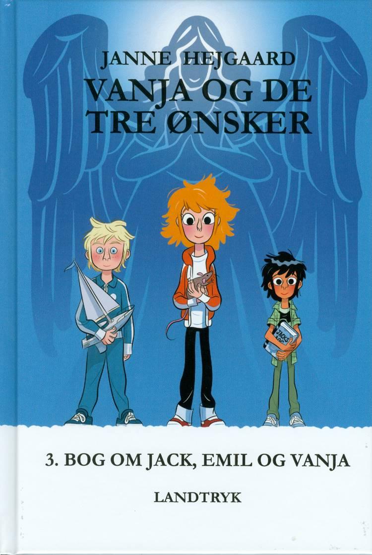 Vanja og de tre ønsker af Janne Hejgaard