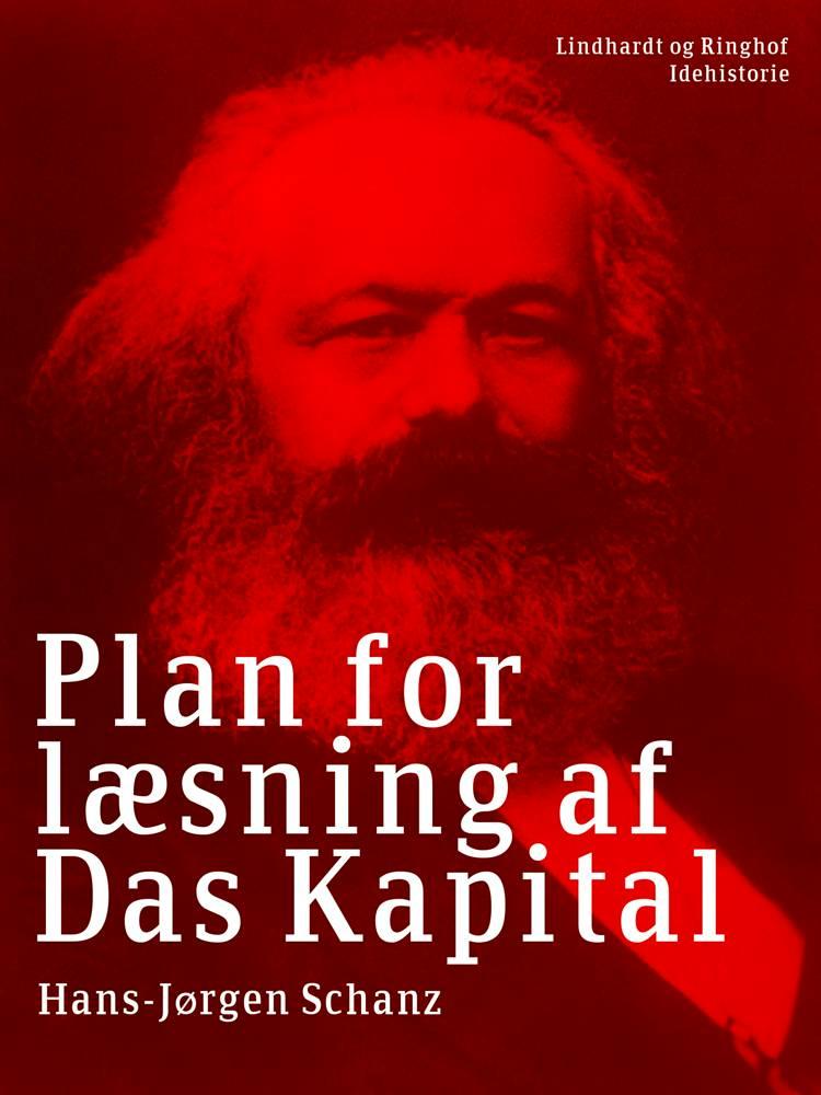 Plan for læsning af Das Kapital af Hans-Jørgen Schanz