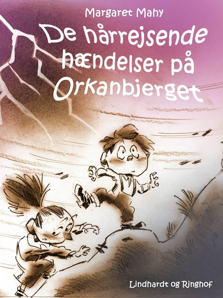 De hårrejsende hændelser på Orkanbjerget af Margaret Mahy