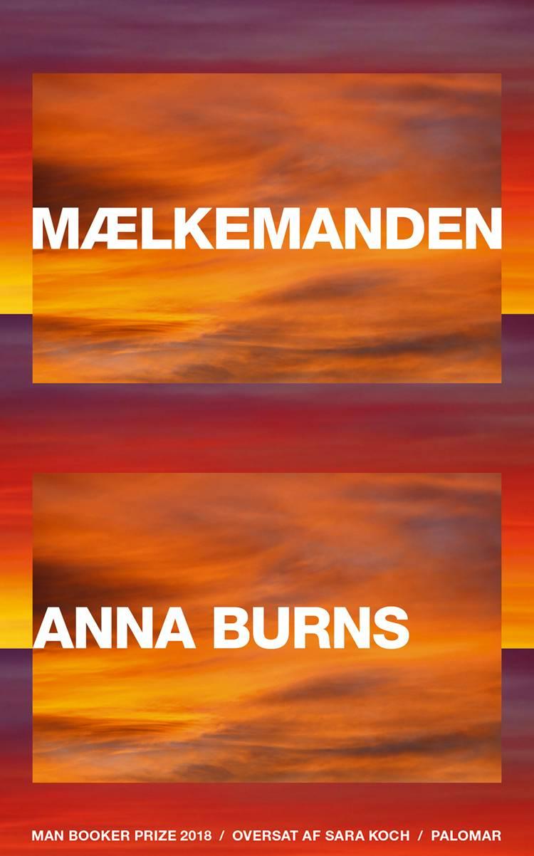Mælkemanden af Anna Burns