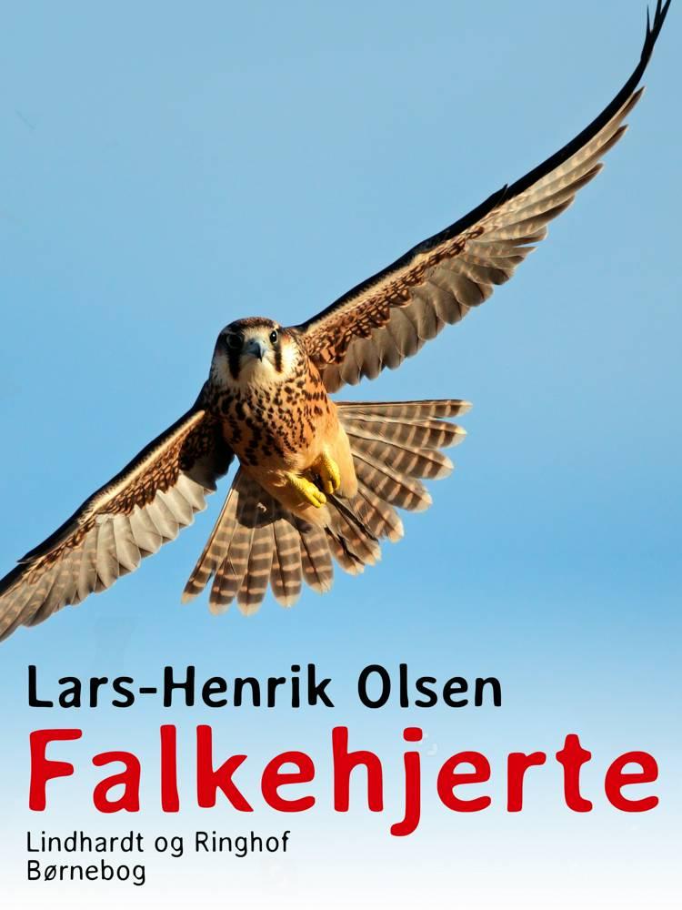 Falkehjerte af Lars-Henrik Olsen