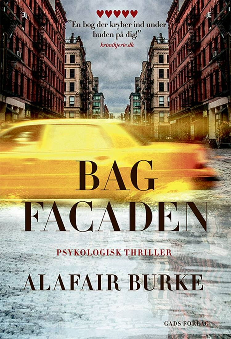 Bag facaden af Alafair Burke