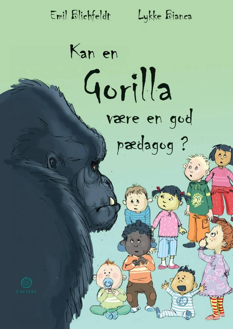 Kan en Gorilla være en god pædagog af Emil Blichfeldt