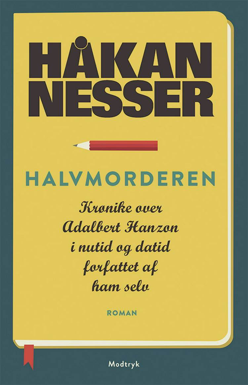 Halvmorderen af Håkan Nesser