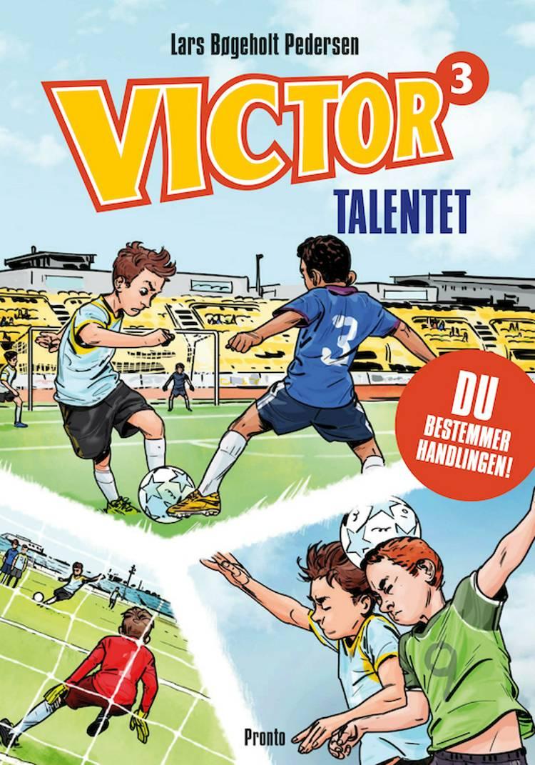 VICTOR Talentet af Lars Bøgeholt Pedersen