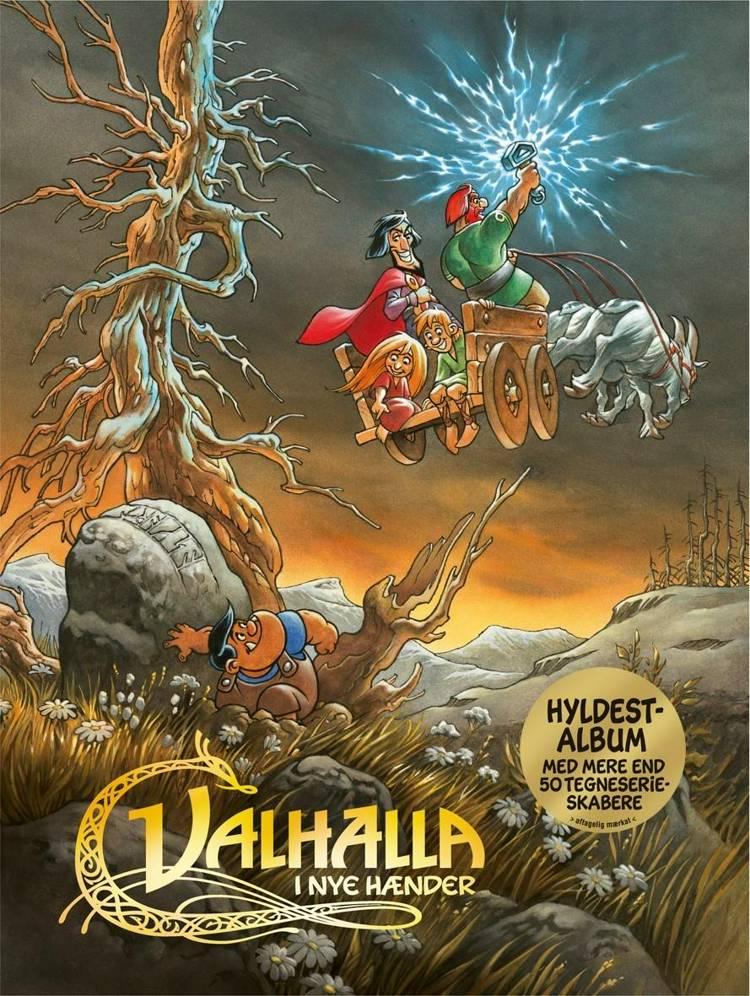 Valhalla i nye hænder af Peter Madsen og Henning Kure