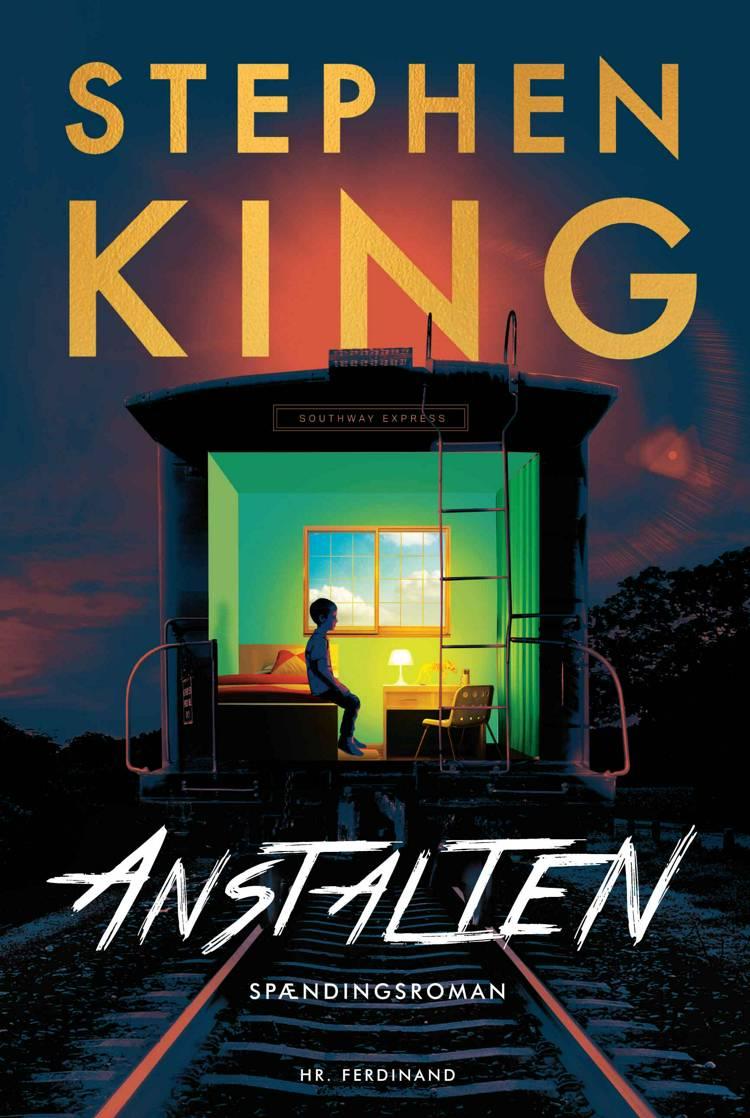 Anstalten af Stephen King